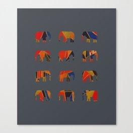olifante Canvas Print