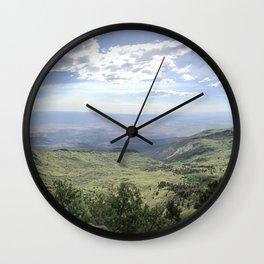 Taking It All In Wall Clock