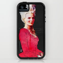 Kirsten Dunst as Marie Antoinette iPhone Case