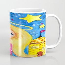 Angel Watching Coffee Mug