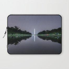 Washington Memorial from the Lincoln Memorial No. 1 Laptop Sleeve