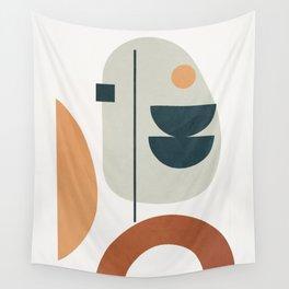 Minimal Shapes No.37 Wall Tapestry