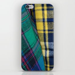 Bolt-Woods iPhone Skin