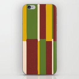 Irie Stripes iPhone Skin