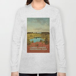 Forks of the Credit Provincial Park Long Sleeve T-shirt
