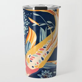 The Lotus Pond Travel Mug