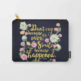 Dr. Seuss - Don't Cry Carry-All Pouch