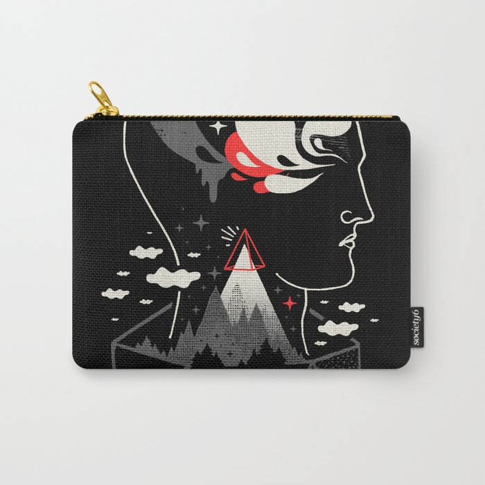 Chaos Magic Carry-All Pouch