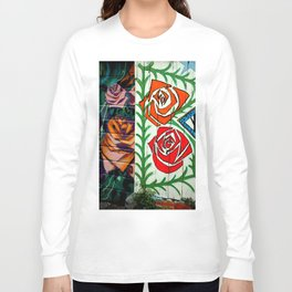 A Rose Is A Rose Is... Long Sleeve T-shirt