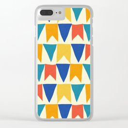 Let's Party! Clear iPhone Case