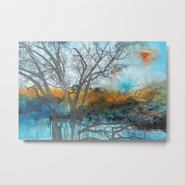 Before Winter Metal Print
