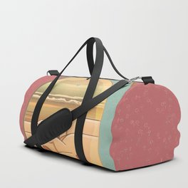Beached Labyrinth Duffle Bag