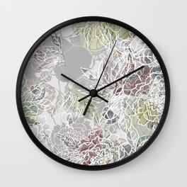 Metamorfosis Wall Clock