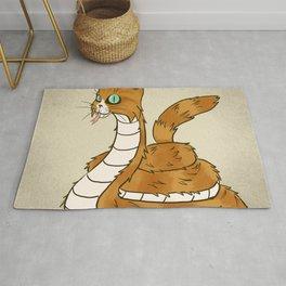 Cat Snake Rug
