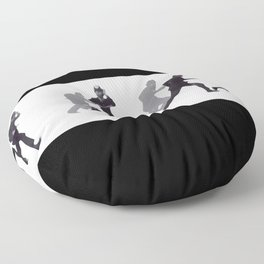 Relay Floor Pillow