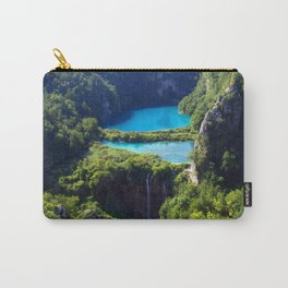 Turquoise Lake Carry-All Pouch