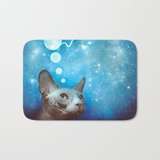 Night Dreamer Bath Mat