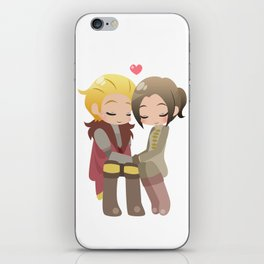 Dragon Age - Cullen and Inquisitor [Commission] iPhone Skin