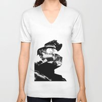 master chief V-neck T-shirts featuring Master Chief by drass