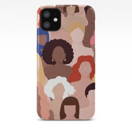 Who run the world? iPhone Case