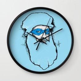 Leonardo before the ninja turtles Wall Clock