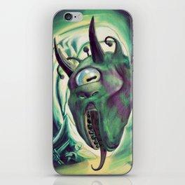 Pterois, Eye Tyrant iPhone Skin