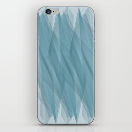 Twisted Lines iPhone Skin