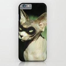 Zorra the sphynx iPhone 6s Slim Case