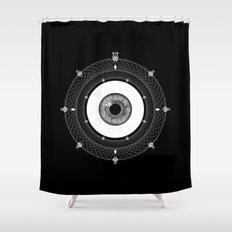 Eyev Shower Curtain