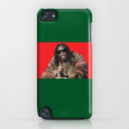 thugger dog iPhone Case