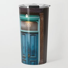 Brooklyn Door II Travel Mug