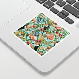 The Tropics || #society6artprint #society6 Sticker