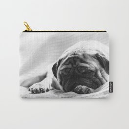 Lazy Day Pug Carry-All Pouch