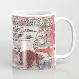 Strutting Coffee Mug