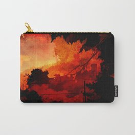 Orangefield Road Carry-All Pouch
