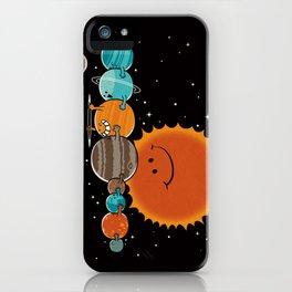 Zer0 Distance Hugz iPhone Case