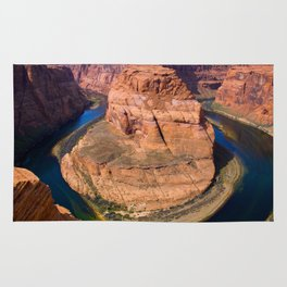 Horseshoe Bend Rug