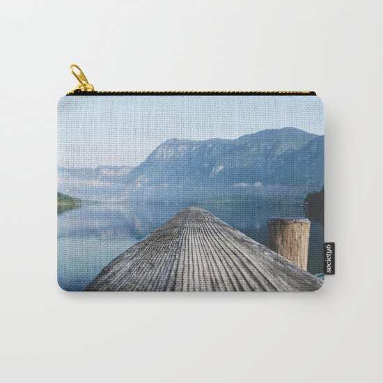 Dock # mountains #nature Carry-All Pouch