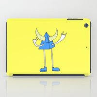 viking iPad Cases featuring Viking by melanie johnsson