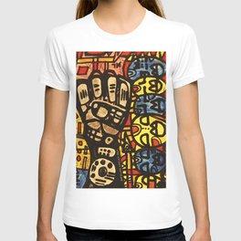2013 Burkina Faso X Mossi Kingdoms  T-shirt