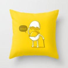 Heggllo! Throw Pillow