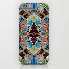hearts and monsters Slim Case iPhone 6s