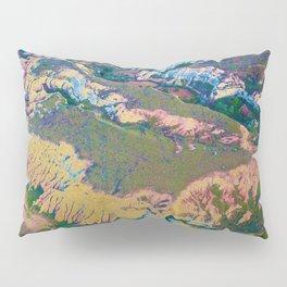 Golden Land Pillow Sham