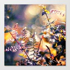Primordial Autumn Canvas Print