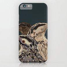 Digital Watercolor Birds Slim Case iPhone 6s