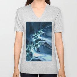 Sea #2 Unisex V-Neck