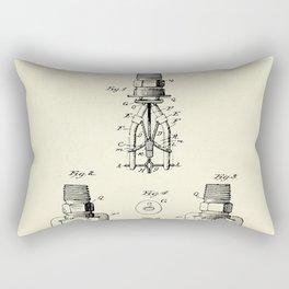 Automatic Fire sprinkler-1888 Rectangular Pillow