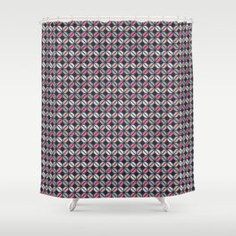 Geometric Pattern #012 Shower Curtain