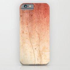 Grunge girl Slim Case iPhone 6s