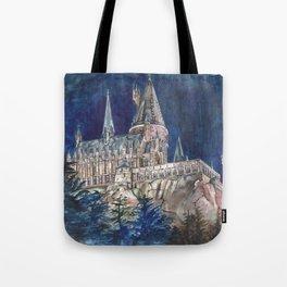 Hogwarts Painting  Tote Bag